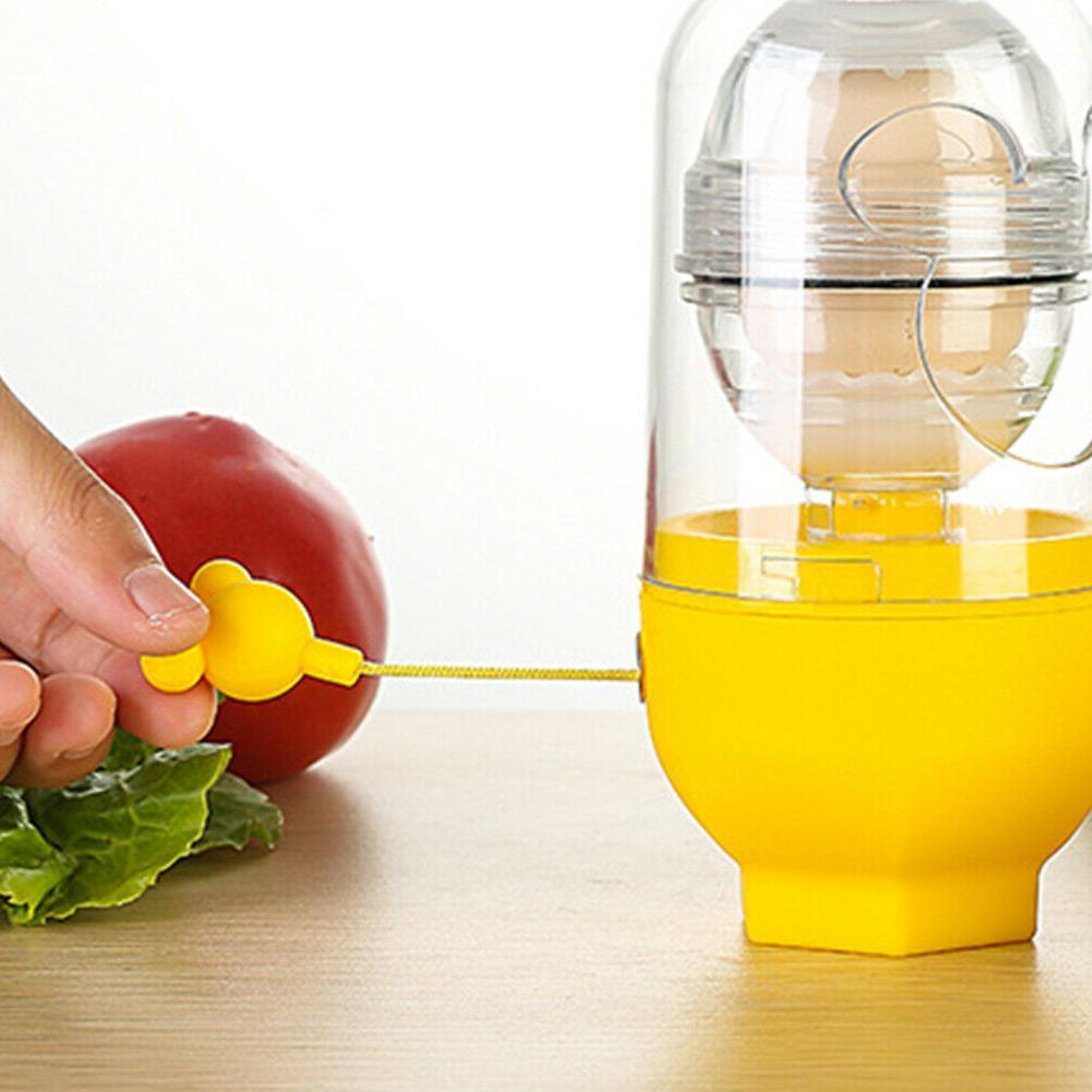 Yolk Mixer Puller Use Golden Eggs Maker Household Powered Tool
