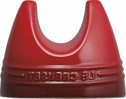 Le Creuset lid stand pot lid Place Cherry Red 9104291106