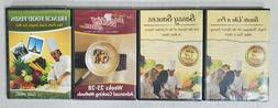 Lot of 4 Chef Todd Mohr DVDs - French Food Finds/Sassy Sauce