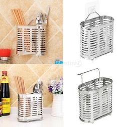 MagiDeal Cooking Utensils Holder Spoon Forks Container Drain