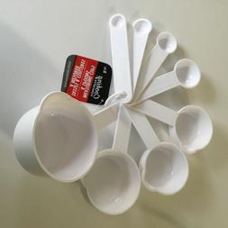 Cooking Concepts Measuring Cups & Spoons Dishwasher Safe Nes
