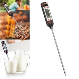 Meat Jam Milk Oil Steak Cooking Digital Thermometer Probe Fo