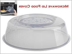 Microwave Lid Food Cover to Prevent Splatters when Cooking D