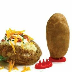 Norpro Microwave Safe Upright Potato Feet Cooking Spud Stand