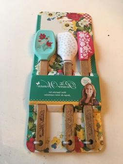 Pioneer Woman Mini Spatula Set Kids Cooking BRAND NEW Ree Dr