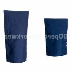 Supertouch Navy Blue 100% Cotton Twill Oven Mitt Mitten Bake