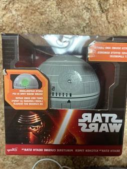 New Star Wars Death Star Kitchen Timer Egg Homeware Utensil
