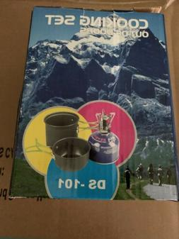 New In Box Cooking Set Out of Doors DS-101 Camping, Hiking,