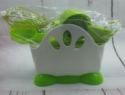 New Kitchen Cooking Utensils Set Dishwasher Safe Soft Cookwa
