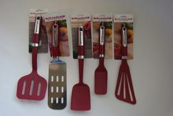 New KitchenAid Empire Red * Cookie Lifter * Pancake Lifter *