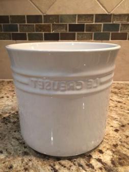 LE CREUSET Stoneware 2.3 L 2-3/4 2.75 QT Quart Large Utensil