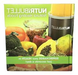 Nutribullet Natural Healing Foods Supercharge Your Health Ha