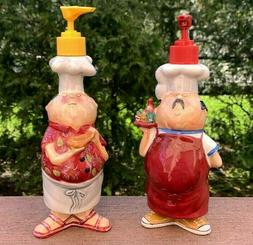 """Outdoor BBQ. Cooking Tools """"MASTERS OF THE GRILL"""" Figurines"""