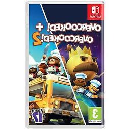 Overcooked! Special Edition + Overcooked! 2 - Nintendo Switc