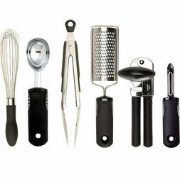 OXO Good Grips 6-Piece Kitchen Essentials Set