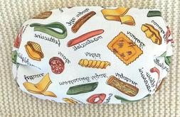 Pasta cooking Italian Fabric Mask with place for filter, nos