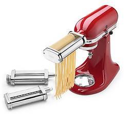 KitchenAid Pasta Roller & Fettuccini/Spaghetti Cutter Attach