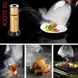 Portable Cold Smoker Generator Food Smoking Gun Kitchen Cook
