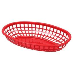 Cooking Concepts Red Deli Baskets, 4-ct. Packs