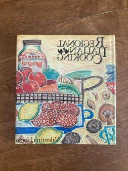Regional Italian Cooking by Valentina Harris 1986 1st U.S. E