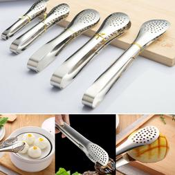 Serving Cooking Anti-heat Buffet Clamp BBQ Tongs Food Clip S