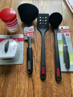 Set Of 6 Good Cook Kitchen Utensils
