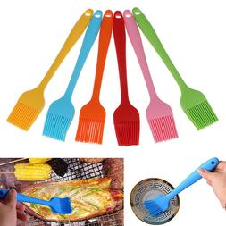 Silicone Basting Pastry Oil Brushes For Cake Bread Butter Ba