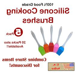 Silicone Cooking Brush Baking Food Barbecue BBQ Bakeware Cak