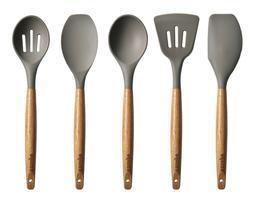 Miusco Silicone Cooking Utensil Set - 5 Pieces