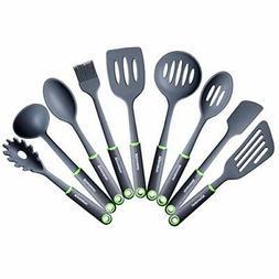 Silicone Cooking Utensils, Novosun Kitchen Utensil Set with