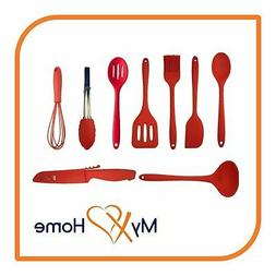 My XO Home Silicone Kitchen Cooking Tools