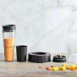 Pampered Chef Smoothie Cup & Adapter for Deluxe Cooking Blen