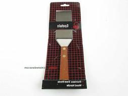 Chef Craft Small Solid Cookie Spatula Stainless Steel with W