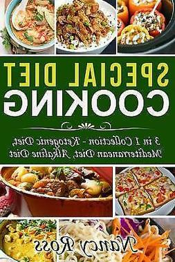Special Diet Cooking : 3 in 1 Collection - Ketogenic Diet, M