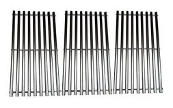 BBQration Stainless Steel Channel Cooking Grid Replacement f
