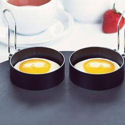 Stainless Steel Fried Non Stick Egg Ring Pancake Mould Mold