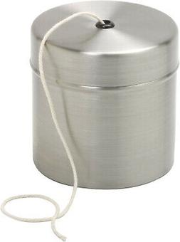 Norpro Stainless Steel Holder with Cotton Cooking Twine 220