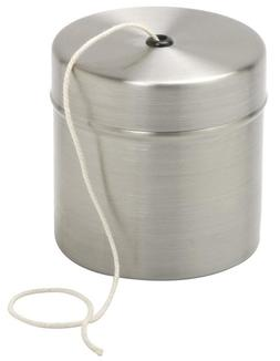 Norpro Stainless Steel Holder With Cotton Cooking Twine, 220