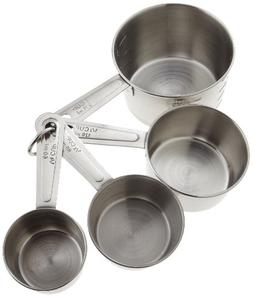 Good Cook Stainless Steel Measuring Cup Set