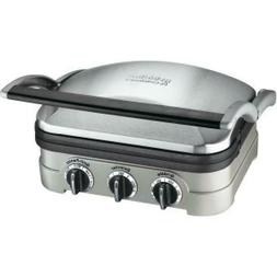 Cuisinart Stainless Steel Multifunctional Grill New Home Kit