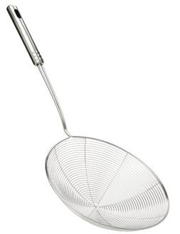 Good Cook Stainless Steel Wire Strainer, 8-inch