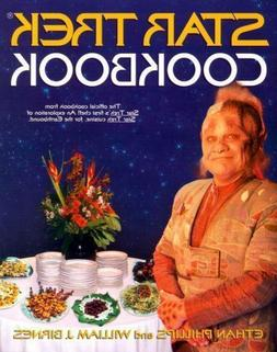 Star Trek Cookbook  ***NEW*** Collector Item!!