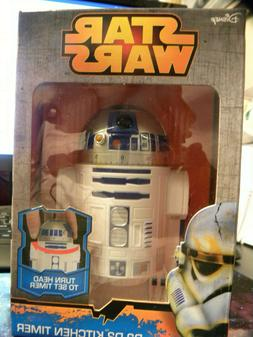 STAR WARS R2-D2 Droid Cooking Kitchen Countdown Minute Timer