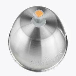 12 inch Round Basting Cover Steaming Melting Griddle Tool Ou