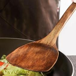 supplies spatula wooden shovel home stir fry