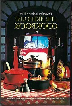 The FIREHOUSE Cookbook by Dorothy Jackson Kite c 1975, regio