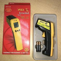 CDN Thermometers Digital Infrared Temperature Gun - Cooking