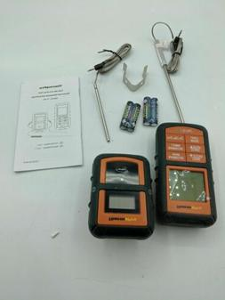 TP-08S Wireless Remote Digital Cooking Meat Thermometer Dual