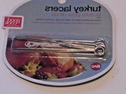 TURKEY LACERS 2 LOT 8 PC PER PACK  FOR COOKING TURKEY C MY O