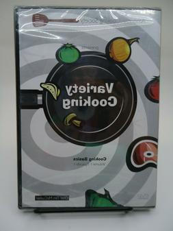 Variety Cooking Cooking Basic Volume 1 Episode 1 DVD NEW